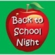 BACK TO SCHOOL NIGHT, 8/31 (Thursday)!