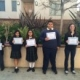Students and Staff of the Month (February 2016)
