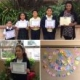 August 2017 Teacher and Students of the Month